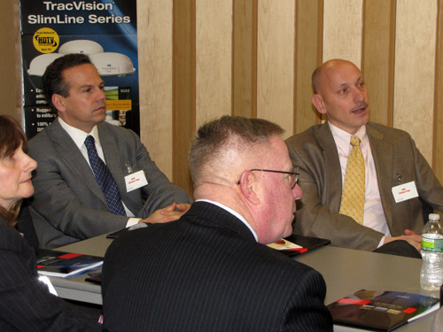 Congressman David Cicilline Visits KVH Industries-1