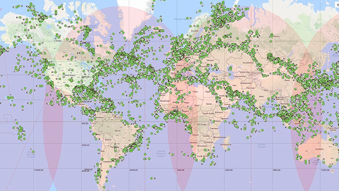 KVH mini-VSAT Broadband delivers maritime VSAT to thousands of vessels worldwide