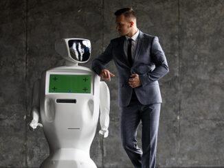 KVH, robotics, robots, inertial navigation, Roboinsights, fiber optic gyros, Alessandro Rossi